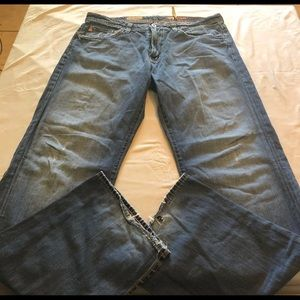 """AG Adriano Goldschmied """"the hero"""" Jeans - 34x34"""